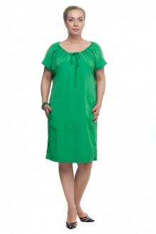 """Платье """"Олси"""" 1605043/1 ОЛСИ (Зеленый)"""