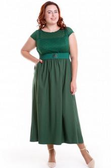 Платье 501 Luxury Plus (Малахитовый)